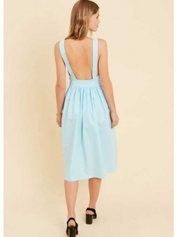 Vestido celeste – Marie Sixtine