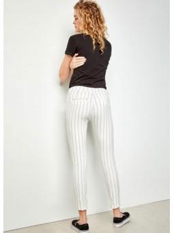 Pantalones Lizzy blanco – Reiko Jeans