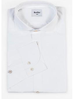 Camisa blanca de Koike Barcelona