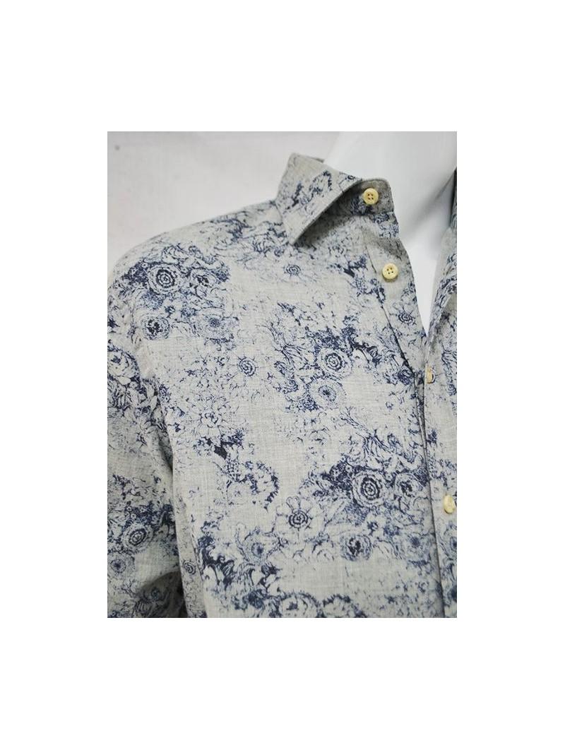 Camisa estampada Koike Barcelona