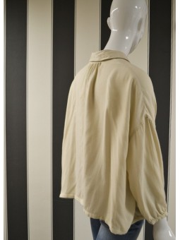 Camisa beige Bellerose
